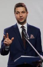 PiS stawia na młodych ofensywnych kandydatów. W stolicy wystartuje wiceminister sprawiedliwości Patryk Jaki.