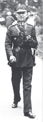 ≥Generał Izydor Modelski był pierwszym dezerterem z komunistycznej Polski. W 1948 r. odmówił powrotu z Waszyngtonu nac