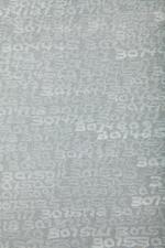 "Roman Opałka, ""Detal 3 065 461 - 3 083 581"" z cyklu ""1965/1 - ∞"", 1965 r., akryl/płótno, 196 x 135 cm."