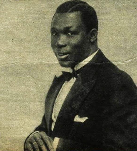 August A. Brown walczył  w czasie powstania
