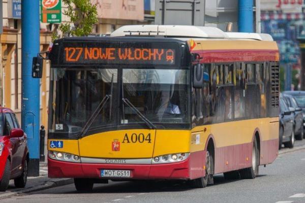 Solaris dominuje w segmencie autobusów miejskich.