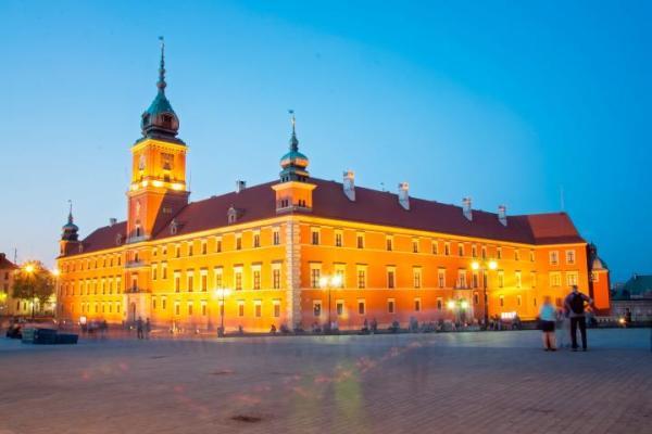Zamek Królewski w Warszawie – siedziba zbiorów