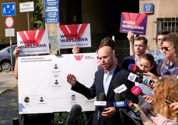 Jan Śpiewak podpisał warszawska Kartę LGBT+