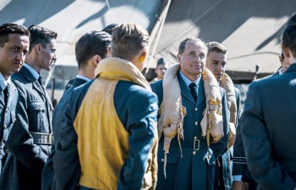 Piotr Adamczyk jako Witold Urbanowicz, dowódca Dywizjonu 303 w filmie Denisa Delića