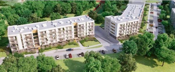 ≥Reduta Nowe Podolany – poznańska inwestycja spółki EBF Development