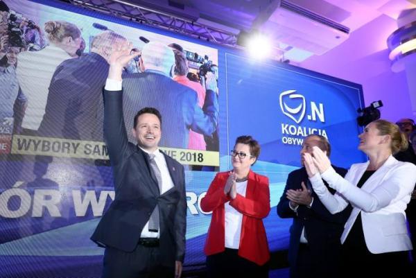 Rafał Trzaskowski ma zaprezentować plan kluczowych działań społecznych w stolicy
