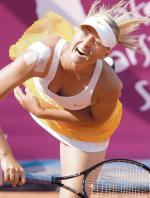 ≥W roku 2009 Maria Szarapowa przegrała w pierwszej rundzie WTA Warsaw Open