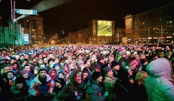 W stolicy noworoczny koncert...
