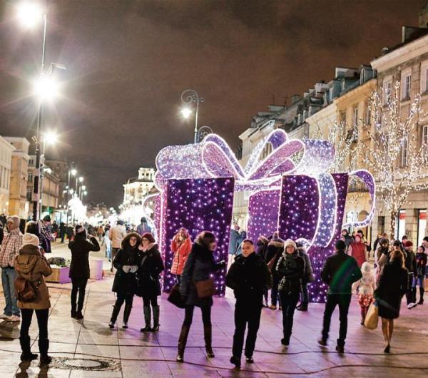 ...stanowi kulminację świątecznego nastroju