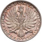 Moneta wybita prywatnie  w 1928 roku
