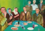 Kolekcjonerzy docenili malarstwo Wiolety Rzążewskiej