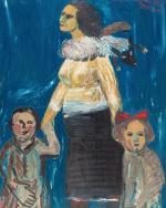 Wczesny obraz Edwarda Dwurnika licytowany będzie na rzecz Wielkiej Orkiestry Świątecznej Pomocy