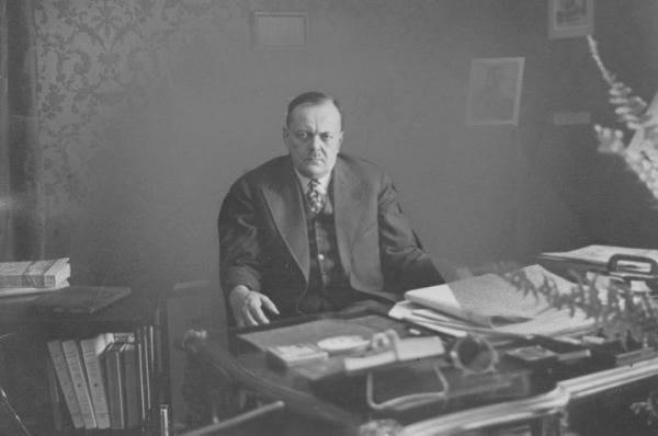 Michał Sokolnicki, profesor historyk i dyplomata