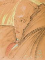 """≥Witkacy namalował """"Portret pianisty Goreckiego"""""""