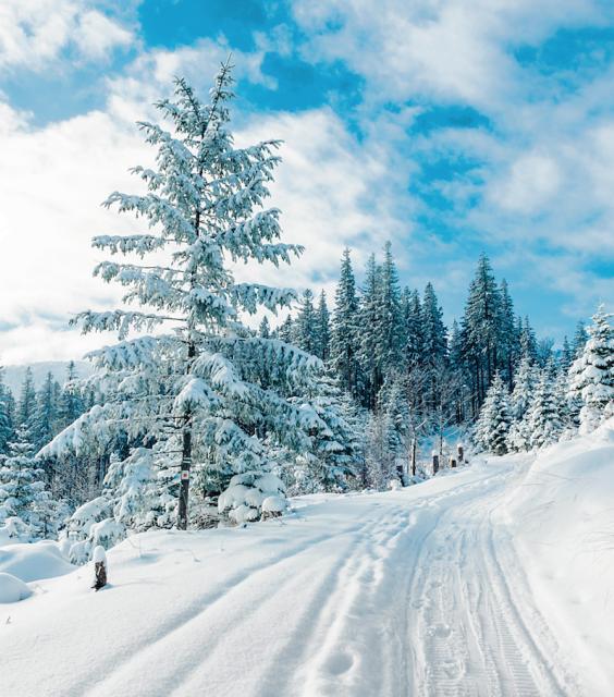 Jeśli śniegu jest za dużo, gminne fundusze mogą wspomóc wojewoda i MSWiA