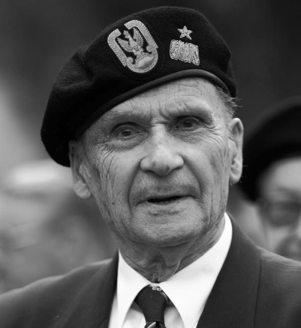 ≥Gen. Zbigniew Ścibor-Rylski (1917–2018)
