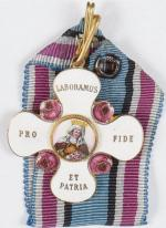 Odznaka stowarzyszenia kobiet