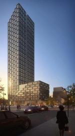 Stołeczna inwestycja Liberty Tower firmy Golub GetHouse