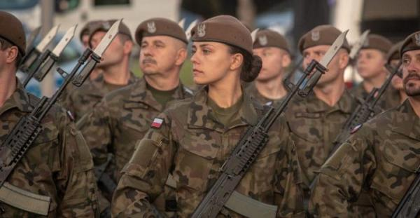 Ponad  2000 osób zrezygnowało ze służby  w Wojskach Obrony Terytorialnej