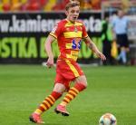 Arvydas Novikovas to najważniejszy transfer Legii (na zdjęciu jeszcze w barwach Jagiellonii)