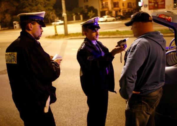 W 2019 r. policja przeprowadziła 16,8 mln kontroli trzeźwości kierowców